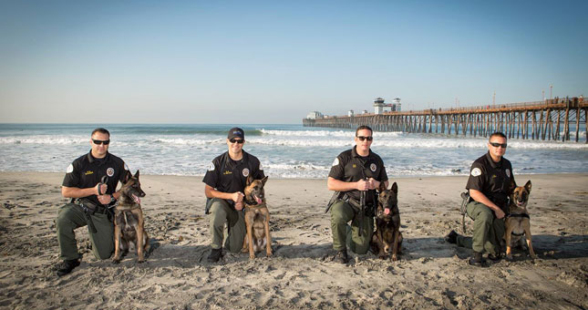 First Annual K-9 Trials to Take Place in Oceanside