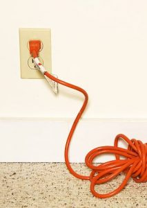 electrical wiring hazards